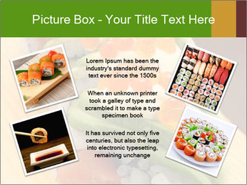 Sushi PowerPoint Template - Slide 24