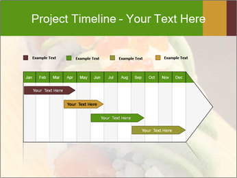 Sushi PowerPoint Template - Slide 25