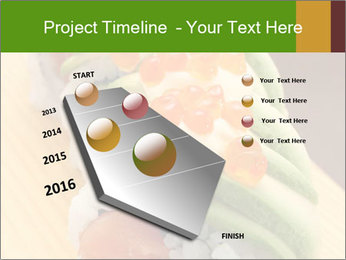 Sushi PowerPoint Template - Slide 26