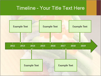 Sushi PowerPoint Template - Slide 28