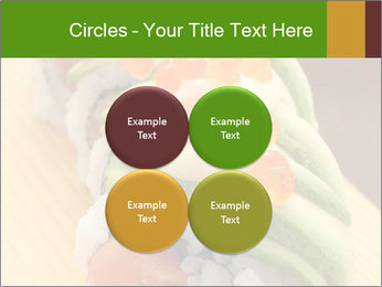 Sushi PowerPoint Template - Slide 38