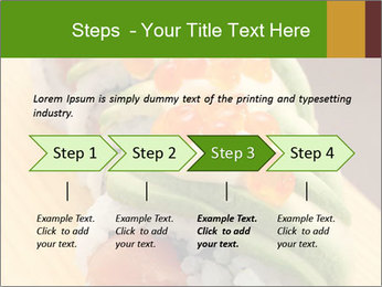 Sushi PowerPoint Template - Slide 4