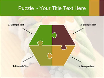 Sushi PowerPoint Template - Slide 40