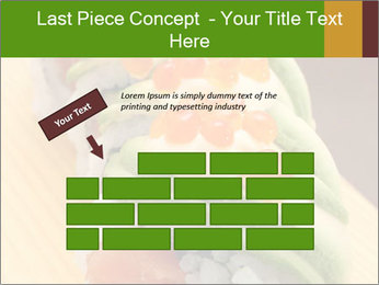 Sushi PowerPoint Template - Slide 46