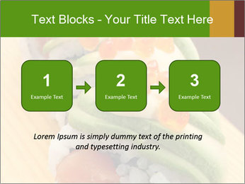 Sushi PowerPoint Template - Slide 71