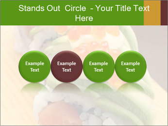 Sushi PowerPoint Templates - Slide 76