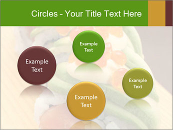 Sushi PowerPoint Template - Slide 77