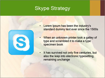 Sushi PowerPoint Template - Slide 8