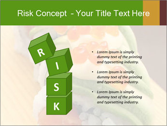 Sushi PowerPoint Template - Slide 81