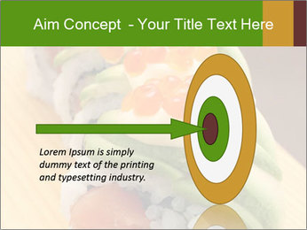 Sushi PowerPoint Template - Slide 83