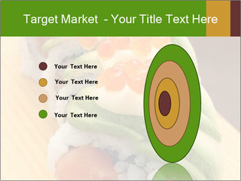 Sushi PowerPoint Template - Slide 84
