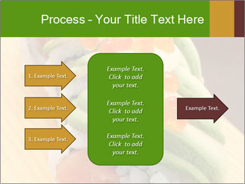 Sushi PowerPoint Template - Slide 85