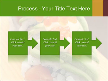 Sushi PowerPoint Template - Slide 88