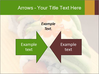 Sushi PowerPoint Templates - Slide 90