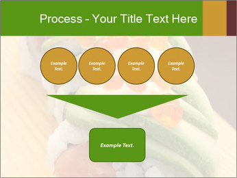 Sushi PowerPoint Template - Slide 93
