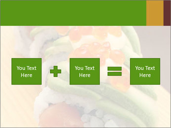 Sushi PowerPoint Template - Slide 95