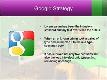 Children's room PowerPoint Template - Slide 10