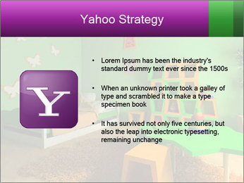 Children's room PowerPoint Template - Slide 11