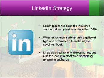 Children's room PowerPoint Template - Slide 12