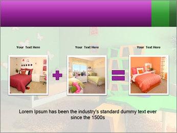 Children's room PowerPoint Template - Slide 22