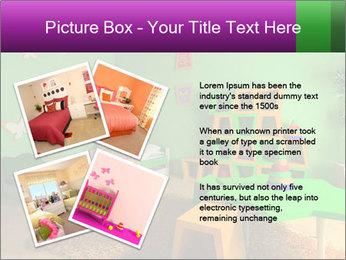 Children's room PowerPoint Template - Slide 23