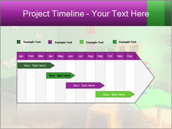 Children's room PowerPoint Template - Slide 25