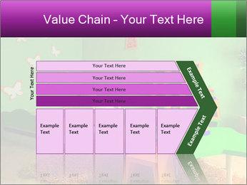 Children's room PowerPoint Template - Slide 27