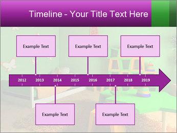 Children's room PowerPoint Template - Slide 28