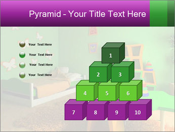 Children's room PowerPoint Template - Slide 31
