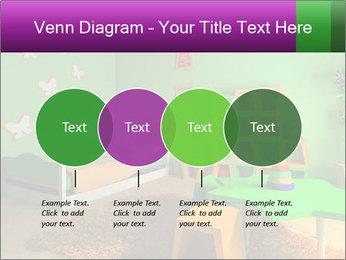 Children's room PowerPoint Template - Slide 32