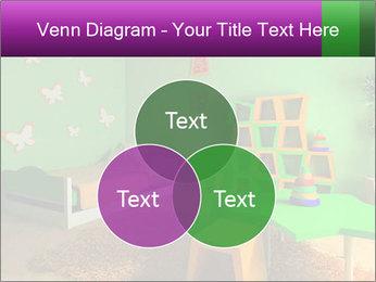 Children's room PowerPoint Template - Slide 33