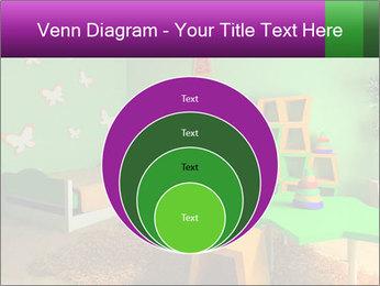 Children's room PowerPoint Template - Slide 34