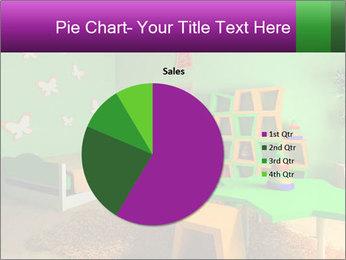 Children's room PowerPoint Template - Slide 36