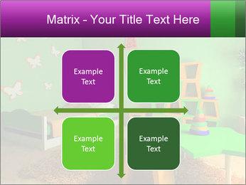 Children's room PowerPoint Template - Slide 37