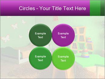 Children's room PowerPoint Template - Slide 38