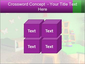 Children's room PowerPoint Template - Slide 39