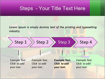 Children's room PowerPoint Template - Slide 4