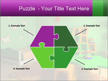 Children's room PowerPoint Template - Slide 40