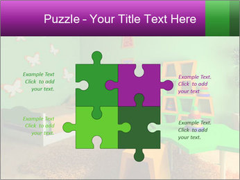 Children's room PowerPoint Template - Slide 43