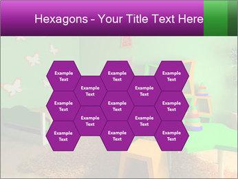 Children's room PowerPoint Template - Slide 44