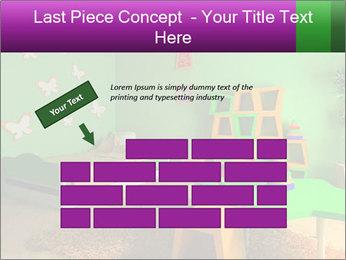 Children's room PowerPoint Template - Slide 46