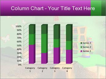 Children's room PowerPoint Template - Slide 50