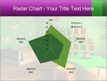 Children's room PowerPoint Template - Slide 51