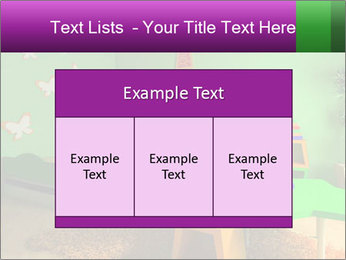 Children's room PowerPoint Template - Slide 59