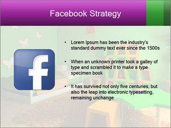 Children's room PowerPoint Template - Slide 6