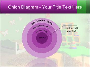 Children's room PowerPoint Template - Slide 61