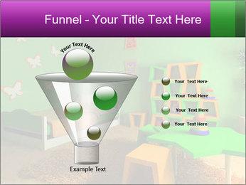 Children's room PowerPoint Template - Slide 63