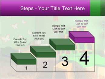 Children's room PowerPoint Template - Slide 64