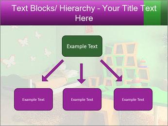 Children's room PowerPoint Template - Slide 69