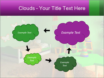 Children's room PowerPoint Template - Slide 72